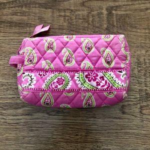 VERA BRADLEY | Bermuda Pink Cosmetic Bag